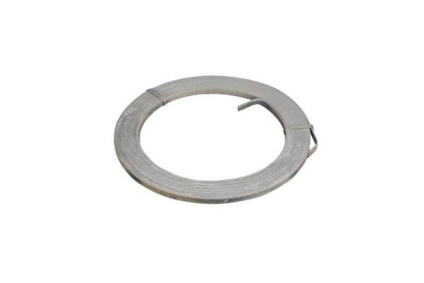 Штаба (смуга) сталева оцинкована 25х4 мм