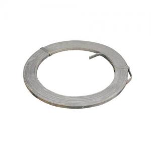 Штаба (смуга) сталева оцинкована 40х4 мм