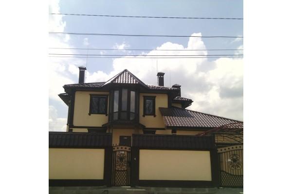 Монтаж блискавкозахисту приватного будинку