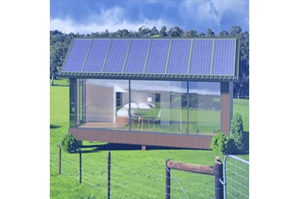 Монтаж автономной солнечной  электростанции под ключ