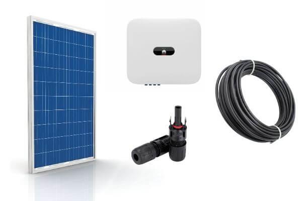 Комплекты солнечных батарей