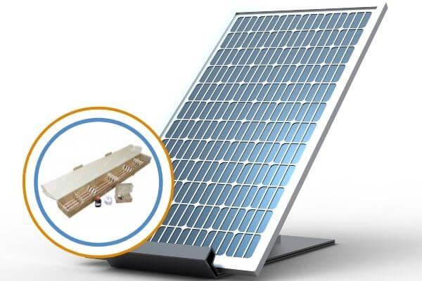фото Для сонячних станцій